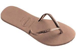 Havaianas Shoes - 🆕Havaianas Flat Beach Flip Flop Sandals Rose Gold